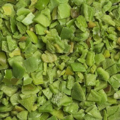 peperone verde congelato 20x20